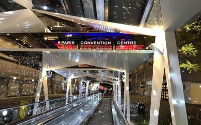Inauguration du Paris Convention Centre